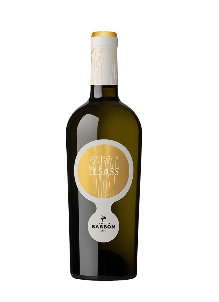bottiglia di ElSass Tenuta Barbon